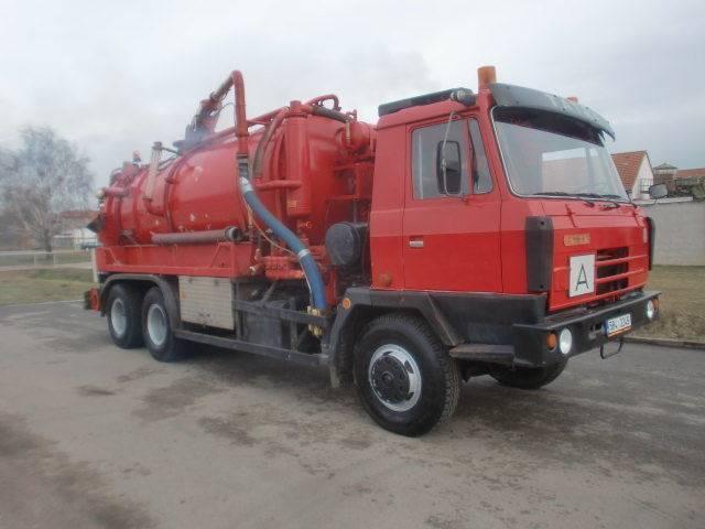 Tatra T815 (ID 8918) - 1991
