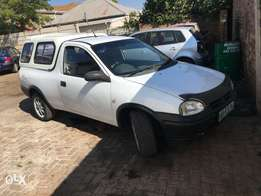 Corsa bakkie for sale.