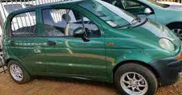 SALE!!! 1999 Daewoo Matiz 800cc for sale