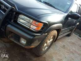 Nissan pathfinder in a good working shape