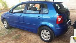 Vw polo 160i for sale 2005