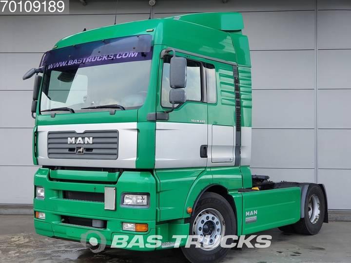 MAN TGA 18.440 XLX 4X2 Intarder ACC Euro 5 - 2007