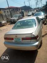 A very clean and sharp Toyota Camry 00 model