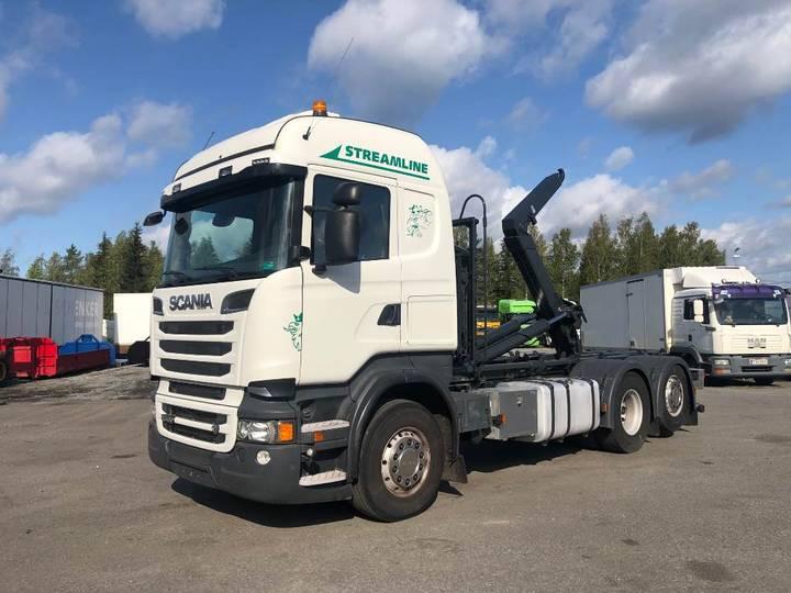 Scania R500 6x2 - 2013
