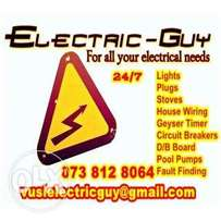 Electrician around Midrand and surrounding areas