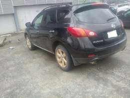 Very Clean Nissan Murano 2009 Black