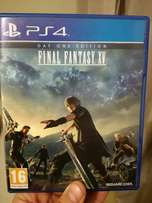 Final Fantasy 15 PS4 Day One Edition