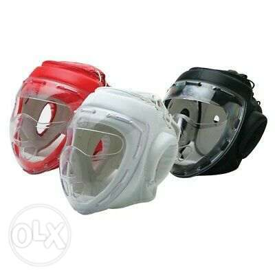 Very Affordable Taekwondo Head Gear with Mask (KWON)
