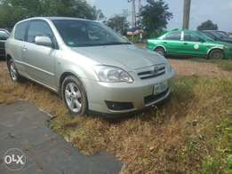 Toyota corolla in perfect condition for sale