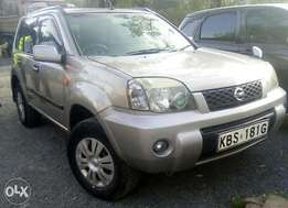 Nissan x trail on quick sale