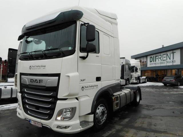 DAF XF 480 FT SPACE CAB - 2017