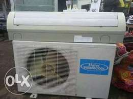 1 HP haier thermocool air condition