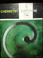 Chemistry & Chemical Reactivity 9th Edition