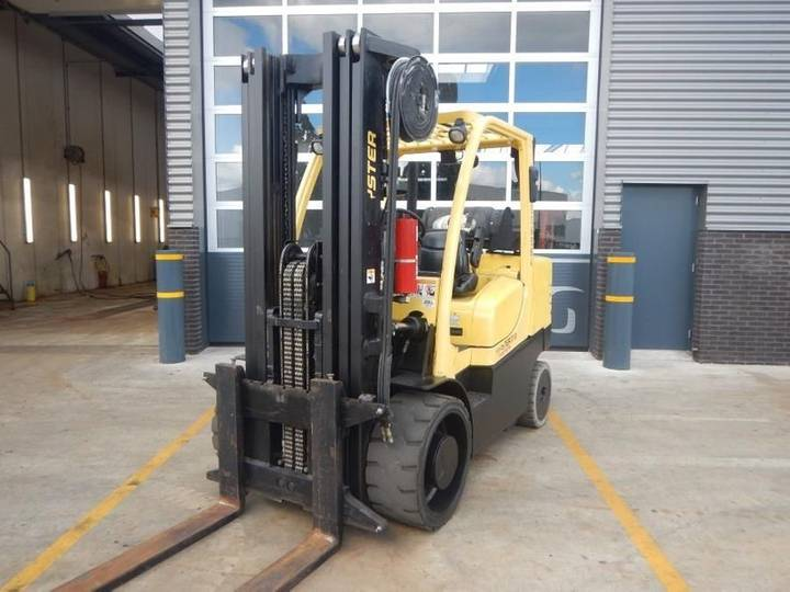 Hyster S7.0FT - 2007