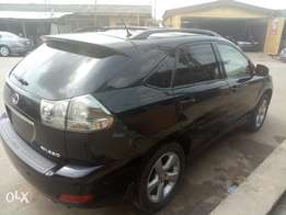 Rx330 basic tunbon very neat nd sharp at a give away price