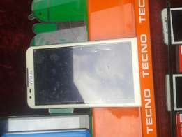 Clean used infinix V6
