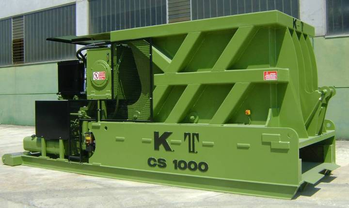 Kyoto Cs1000 Horizontal Scrap Shear - 2019