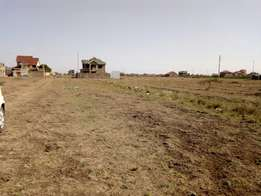 Prime eighth acre plot in Juja town 500m from thika superhighway