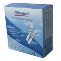 Mission Plus Hb Strips