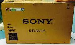 New Sony 24 inch digital tv