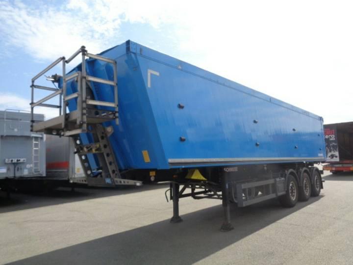 Schmitz Cargobull GOTHA SKI 24 SL - 48 m3 - Fe/Al - 2016