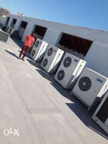 Split and window AC service very cheap price all of Bahrain