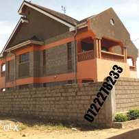 Come and see 4 br in ruiru kimbo house for sale