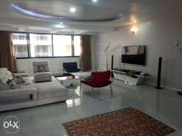 Massive and Spacious 3 Bdrms Furnished Beautiful Modern Apartment in O