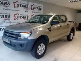 Ford Ranger 2015 XL 2.2 D/C For Only R269950