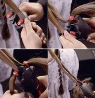 Quick Twist Hair Braider
