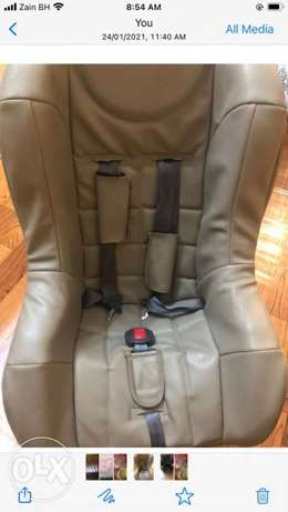 Car Seat ( Pure Leather)