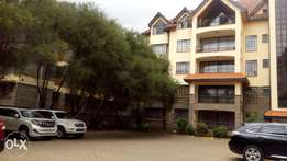 3Bedroom to let Kilimani rose Avenue