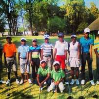 Free Golf Tuition SA Golf Development