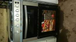 A brand new montpellier cooking oven from uk