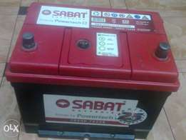 Sabat car battery