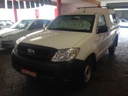 2009 Toyota Hilux 2.0 VVT-I, 168562km's, EXCELLENT CONDITION!!!