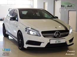 Mercedes Benz 45 AMG 4Matic