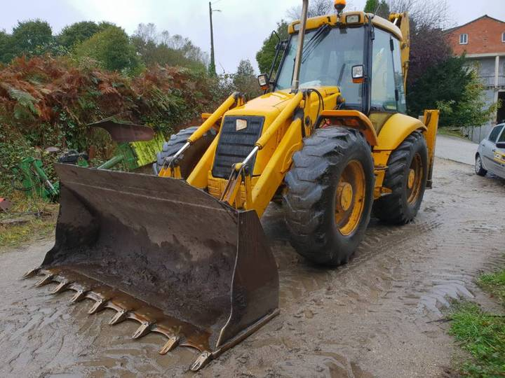 JCB 4 Cx Super - 2000