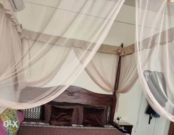 Only Net curtains tailor made 8 pieces without bed