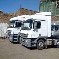 Mercedes Benz Actros Standard cabin Five Million Only