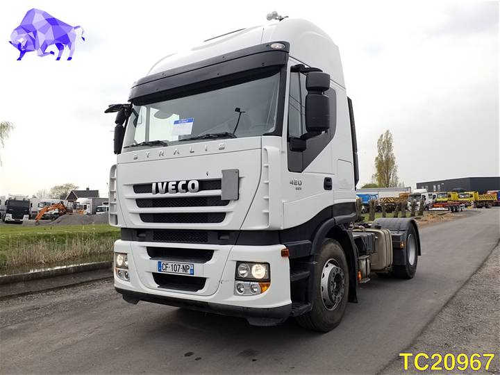 Iveco Stralis 440S42 EEV Euro 5 INTARDER - 2012