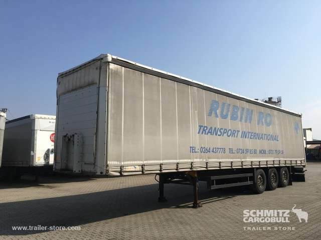Schmitz Cargobull Curtainsider Standard Side door both sides - 2007 - image 2