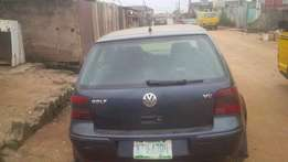 Golf4 automatic ac first body