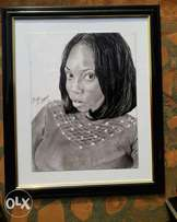 Create Beatiful Pencil Portrait Art