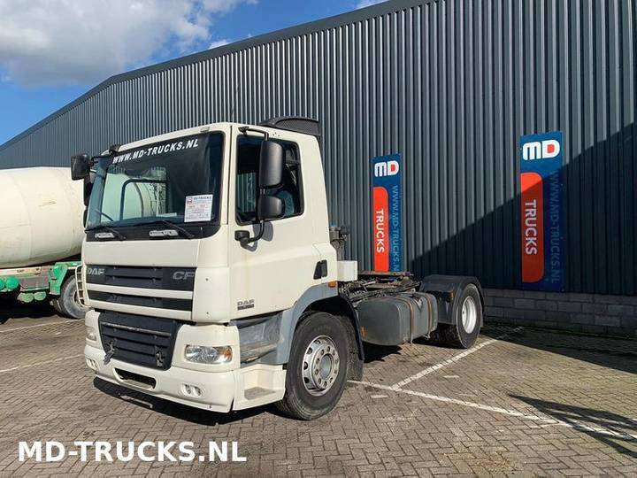 DAF CF 85 360 manual hydraulic - 2007