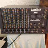 6 Channel PA SYstem