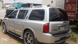 cheap Infiniti QX56 for sale at N3.5m