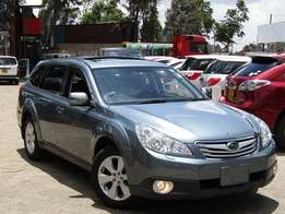 Subaru Outback Sunroofed with very nice color