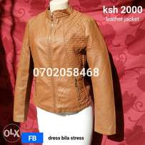 Ladies jackets and sweaters available