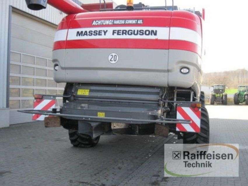 Massey Ferguson mf 9280 al del - 2011 - image 4